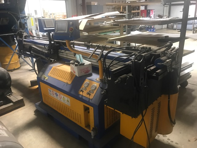 Ultimate Tube Bender Parts Plus, Inc  – Used Ercolina