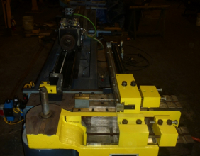 PHI 230 Hydraulic Tube Bender Rebuilt Sample