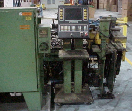 Pines CNC 075 Hydraulic Tube Bender Rebuilt Sample