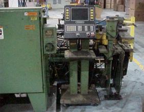 Pines CNC 075 Hydraulic Tube Bender Rebuilt Sample
