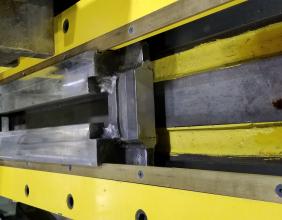 Used Pines #6 Hydraulic Tube Bender – Refurbished