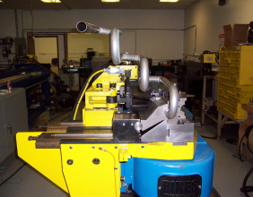 Rebuilt Pines #2 Hydraulic Tube Bender – Heat Exchanger Tubes Sample