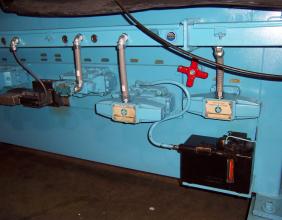 Pines CNC 040 Hydraulic Tube Bender Rebuilt Sample