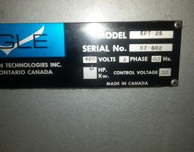 Eagle EPT-25 CNC Hydraulic Tube Bender