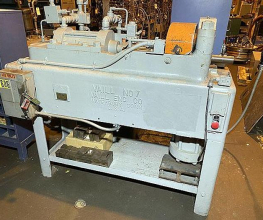 1953 Vaill #7 Hydraulic Tube End Forming Machine For Sale