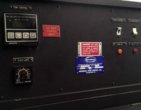 1997 Gruenberg L54HV16 Oven