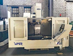 2004 Mighty Viper 1270AG CNC Vertical Machining Center