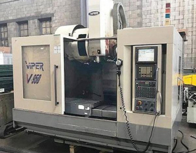 2004 Mighty Viper V950AG CNC Vertical Machining Center
