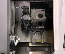 2013 Samsung SL-20BMC HMC Horizontal Machining Center