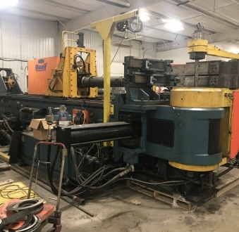Used EAGLE EPT 150DR CNC Hydraulic Tube Bender