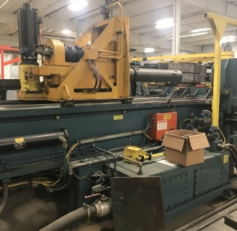 Used Eagle EPT150 CNC Hydraulic Tube Bender
