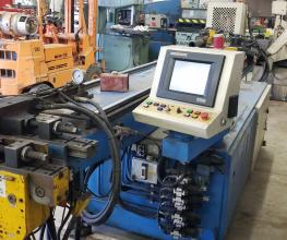 USED CSM CNC50TSRJ Hydraulic Tube Bender