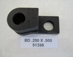 .250 OD X .50 CLR BEND DIE
