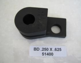.250 OD X .62 CLR BEND DIE