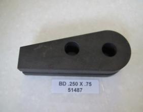 .250 OD X .750 CLR BEND DIE
