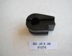 .250 OD X .562 CLR BEND DIE