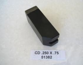 .250 OD X .75 LONG CLAMP DIE