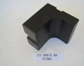 .500 OD X .88 LONG CLAMP DIE