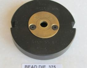 .375 BEAD DIE
