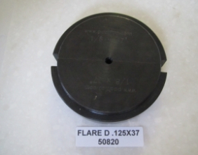 .125 X 37 DEGREE FLARE DIE 30-3700 SERIES