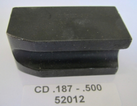 .187 OD AND .500 OD C-1 TYPE CLAMP DIE