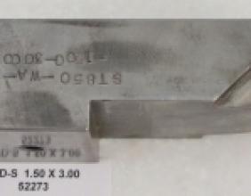 1.50 OD X 3.00 CLR AMPCO WIPER DIE