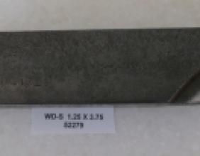 1.25 OD X 3.75 CLR TO 4.00 CLR STEEL WIPER DIE