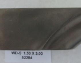 1.50 OD X 3.00 CLR STEEL WIPER DIE