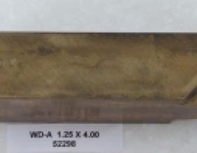 1.25 OD X 4.00 CLR AMPCO WIPER DIE
