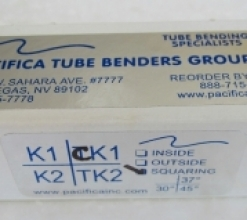 .065 THICK CK-1  SQUARING BLADES