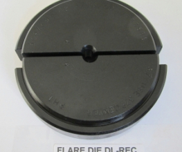 .187 X 37 DEGREE DOUBLE REC FLARE DIE
