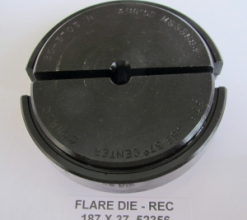 .187 X 37 DEGREE STANDARD FLARE DIE