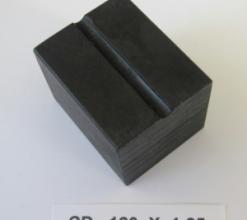 .120 OD X 1.25 LONG CLAMP DIE