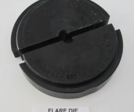 .187 OD X 37 DEGREE RECESSED FLARE DIE