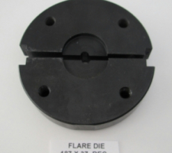 .187 OD X 37 DEGREE RECESSED FLARE DIE