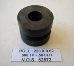 ROLL  .250 X 0.62,  .500 TP,  .50 CLH