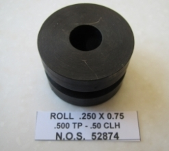 ROLL  .250 X 0.75,  .500 TP,  .50 CLH