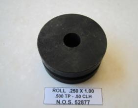 .250 OD X 1.00 CLR .500 TP .50 CLH BEND DIE