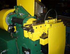 Pines 5T Vertical Press Bender Rebuilt Sample