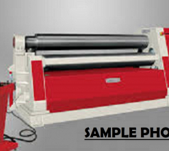 AKYAPAK AHK 40/10 Three-Roll Plate Rolls