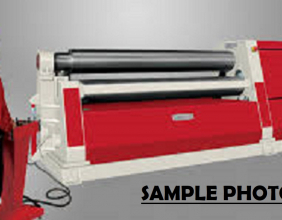 AKYAPAK AHK 40/28 Three-Roll Plate Rolls