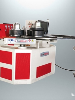 AKYAPAK AKBEND APK 121 Hydraulic Angle and Section Bending Roll