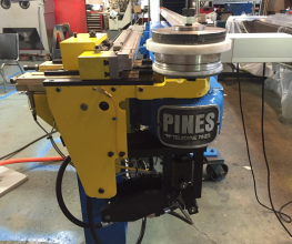 Pines #1 Hydraulic Tube Bender Rebuild Sample