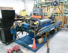 Used Schwarze – Wirtz CNC 20 Hydraulic Tube Bender