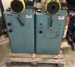 PHI DF Double Flare Machines (2 units)