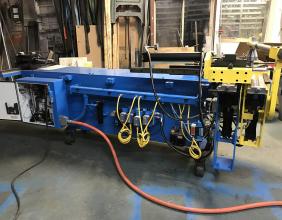 Pines #2 Hydraulic Tube Bender Refurbished Sample