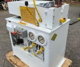 Parker Aircraft Ferrule Preset Machine