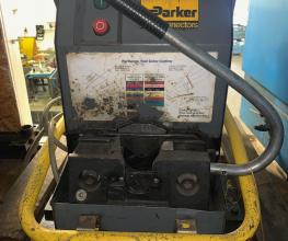 Parker 1025 Parflange Flanging Machine