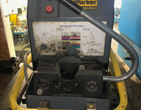 Parker 1025 Parflange Flanging Machine