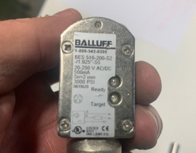 Balluff Switches BES 516-200-S2/1.025″-SS